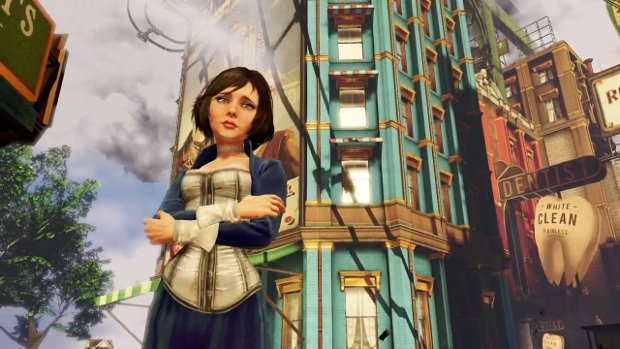 Creating BioShock Infinite's Elizabeth  screenshot