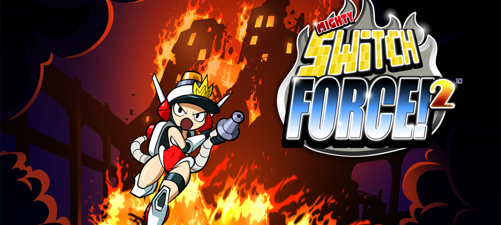 Mighty Switch Force 2 screens burst on the scene photo