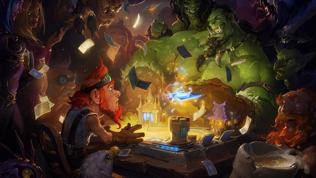 PAX: Details on Hearthstone: Heroes of Warcra