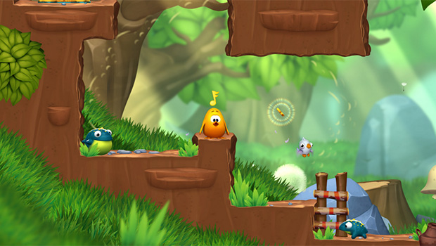 PAX: Singin' and stompin' with Toki Tori 2 screenshot