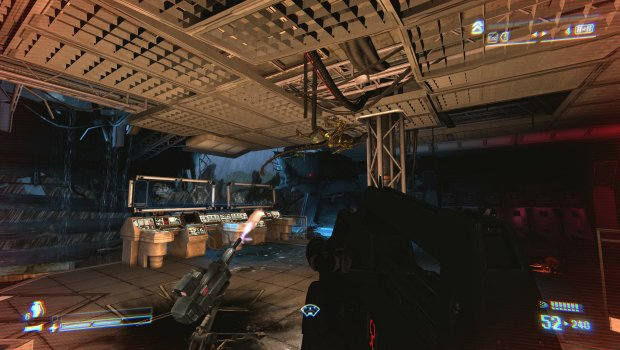 Aliens: Colonial Marines 360/PS3 update released photo