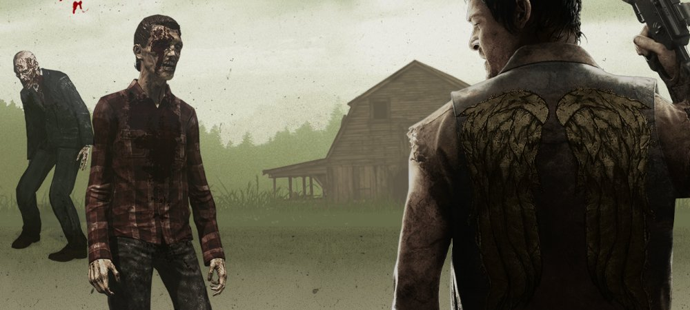 Review: The Walking Dead: Survival Instinct screenshot