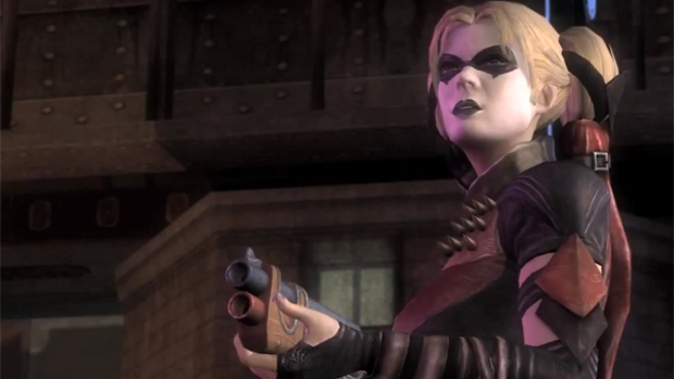 This Has Made Me Absurdly Excited For Injustice Now My Mind Is Racing At The Possibilities That A Story Mode With Scope Of NetherRealms 2011 Mortal