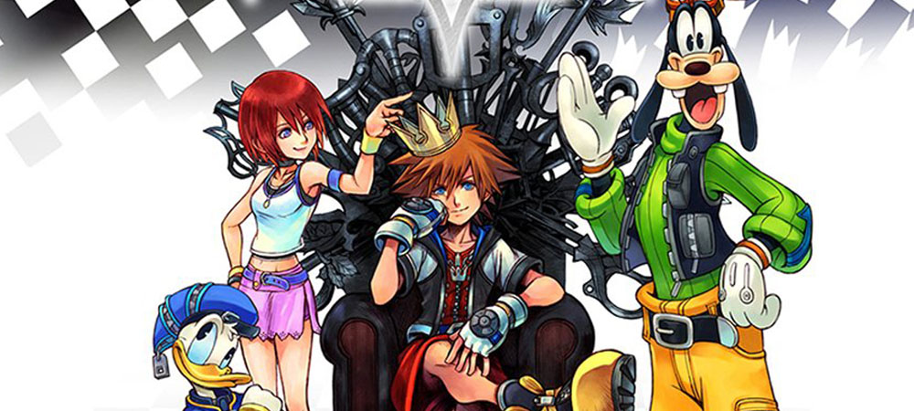 PAX: Kingdom Hearts 1.5 ReMIX is more than a pretty face photo