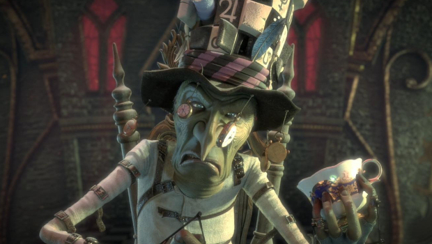 American McGee gives PlayStation 4 a 'meh'