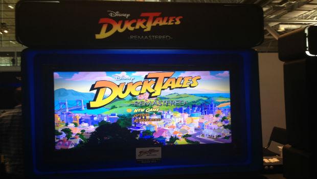 PAX: DuckTales: Woo Hoo indeed! photo