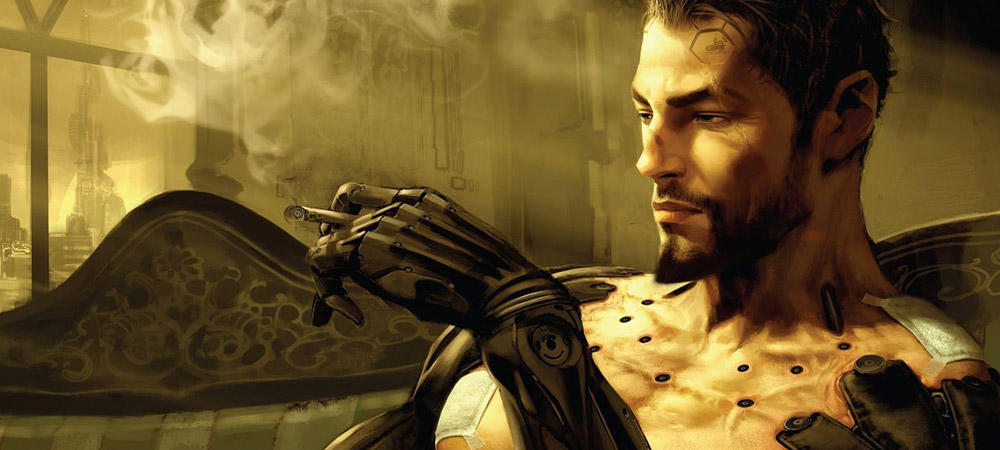 PAX: Deus Ex on Wii U might be the best version photo