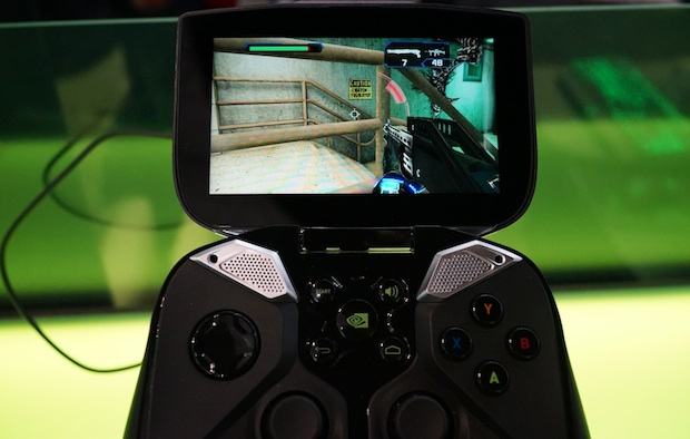 PAX: NVIDIA's Project Shield shown off in full form photo