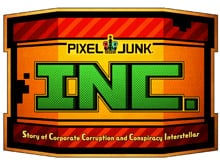 You've got my full attention, PixelJunk Inc. photo