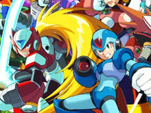 100% Mega Man X photo