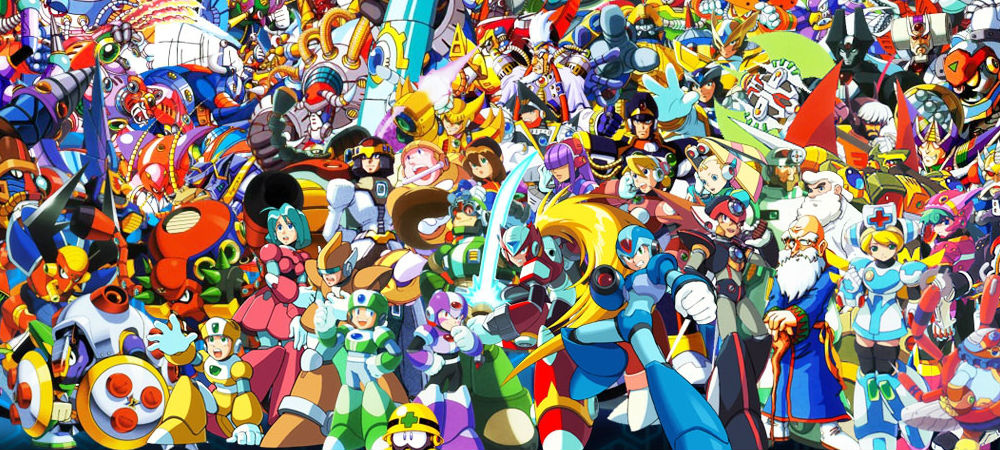 100% Series Retrospective: Mega Man X photo