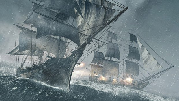 First look at Assassin's Creed IV: Black Flag gameplay screenshot
