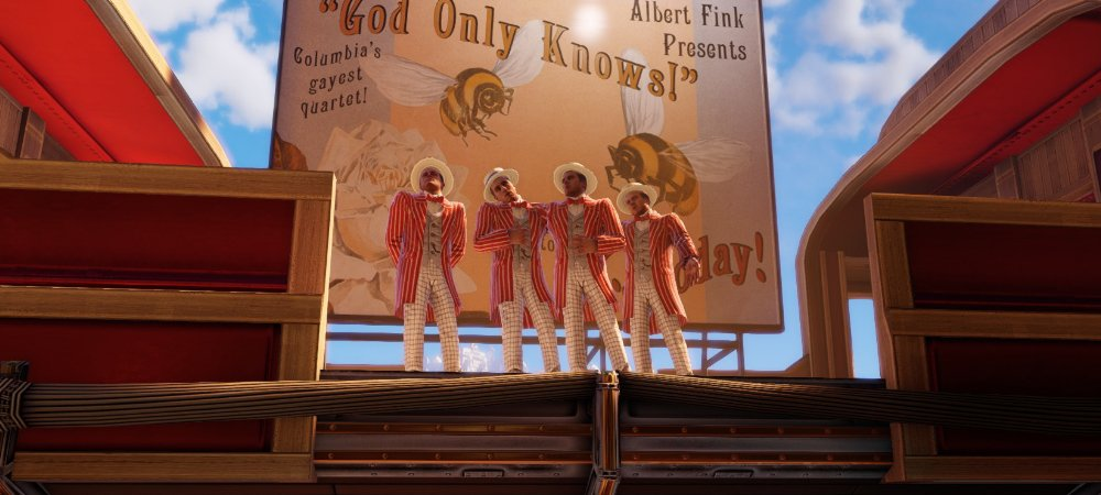 Reviews Elsewhere: BioShock Infinite photo
