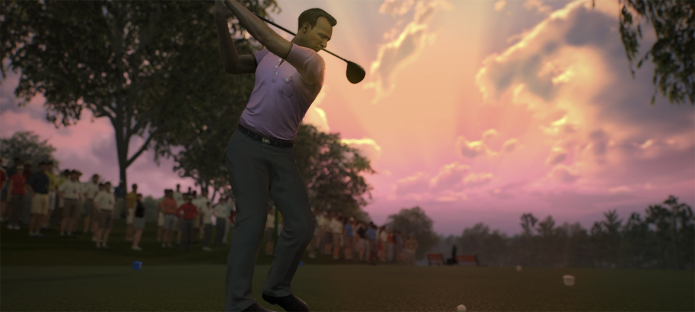 Review: Tiger Woods PGA Tour 14 photo