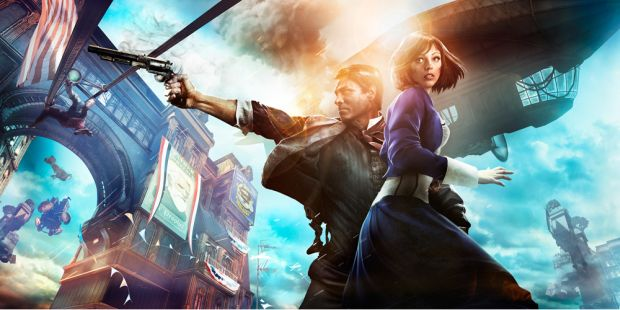 The Daily Hotness: I hear BioShock Infinite is stellar photo