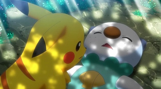 Pokemon Mystery Dungeon gets two animated shorts screenshot