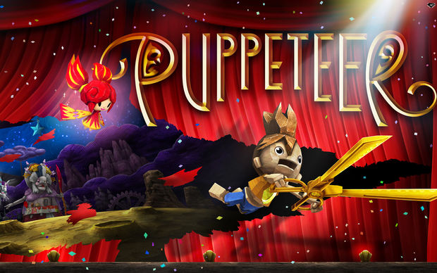 Sony's Puppeteer all set for a September release date screenshot