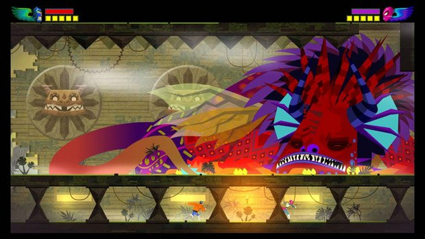 Two weeks: Guacamelee! dated and priced for PS3 and Vita screenshot