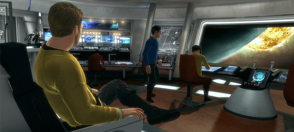 GDC: Digital Extremes' Star Trek isn't looking too hot photo