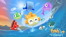 Halfbrick reels in new game Fish Out of Water for GDC photo