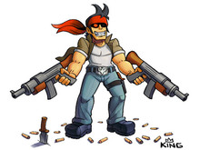 Mercenary Kings photo