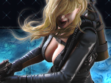 Capcom showcases Rachel in RE: Revelations' Raid Mode photo
