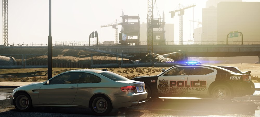 Feeling the Rush in Need For Speed: Most Wanted U photo