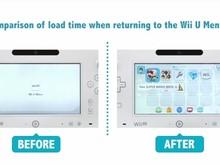 Wii U firmware photo