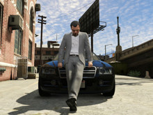 Ogle over these brand new Grand Theft Auto V screens photo