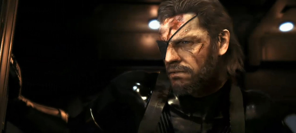 Metal Gear Solid V is an open world game for 360 & PS3 photo