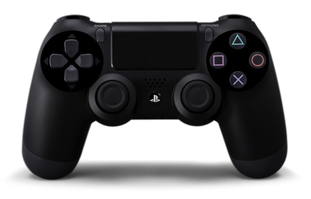 PS4 controller and ca