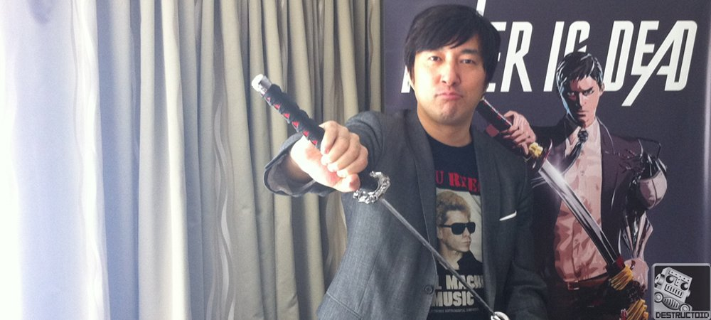 Talking Killer Is Dead with Suda51 photo