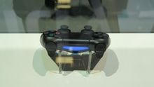 Here's a closer look at the PS4 controller and camera photo