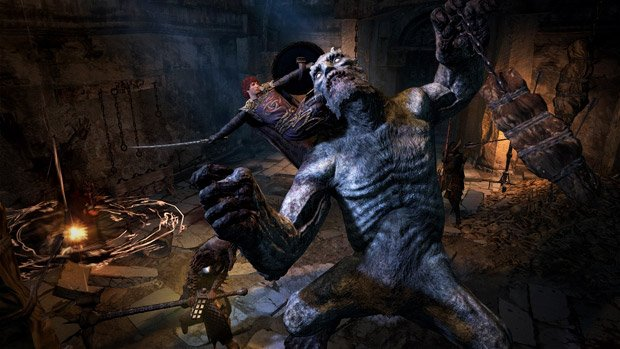 GDC: Dragon's Dogma: Dark Arisen goes the extra mile photo