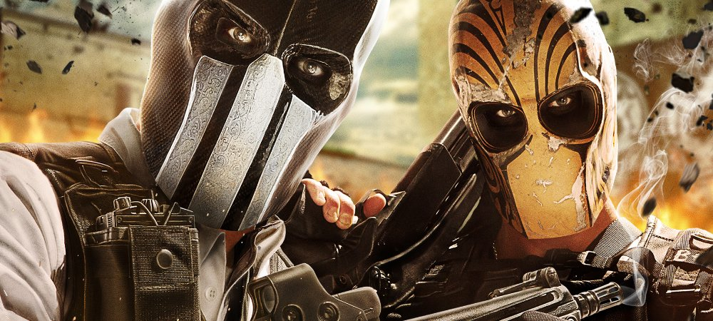 Review: Army of Two: The Devil's Cartel  photo