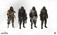 GDC: New Destiny concept art from today's panel photo