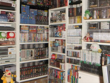 Collecting games photo