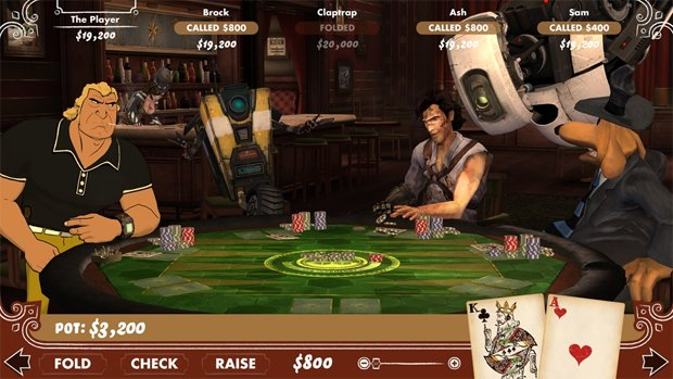 Telltale Games' Poker Night 2 screenshots leak out screenshot