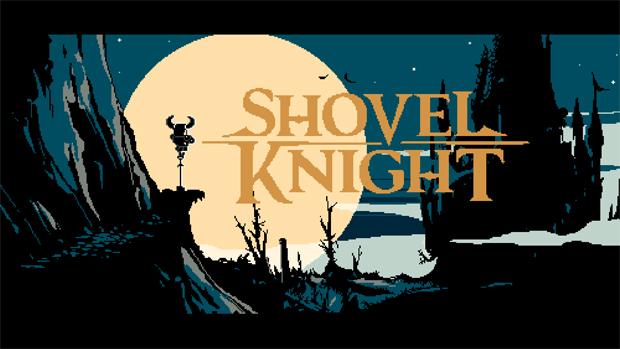 Shovel Knight hits Kickstarter g