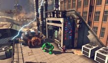 Preview: First look at LEGO Marvel Super Heroes photo