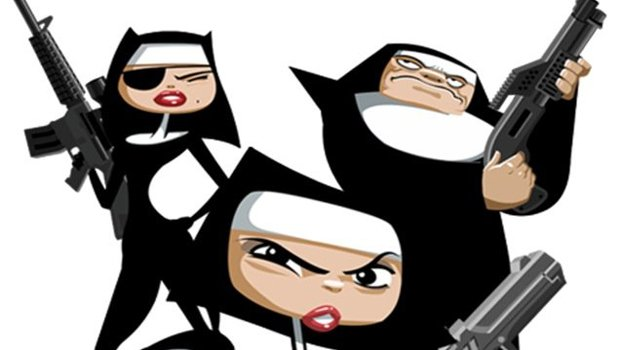 Talk Fast with Nuns with Guns screenshot
