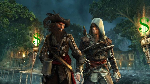 Assassin's Creed will be annual until players say stop screenshot