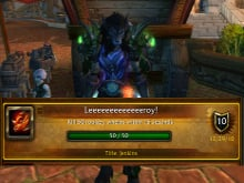 World of Warcraft players really love those achievements  photo
