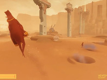 Journey devs cave with 'Rocket Death Match' DLC photo