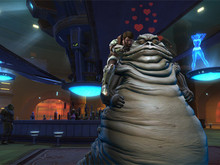 Do want: Hutt mounts in Star Wars: The Old Republic photo