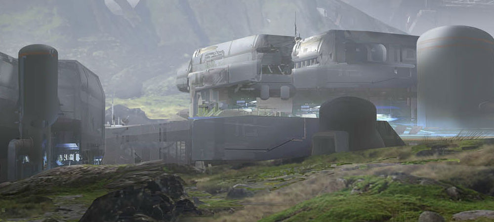 Impressions: Halo 4: Castle Map Pack photo
