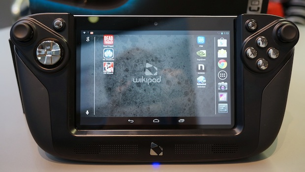 Smaller is better: Hands-on with the 7-inch Wikipad photo