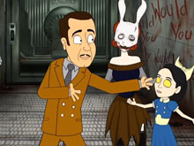 What if BioShock was a Disney musical? photo