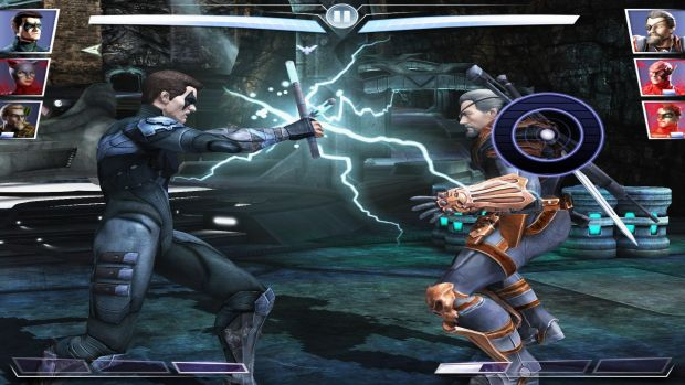Injustice: Gods Among Us makes a move onto iOS photo