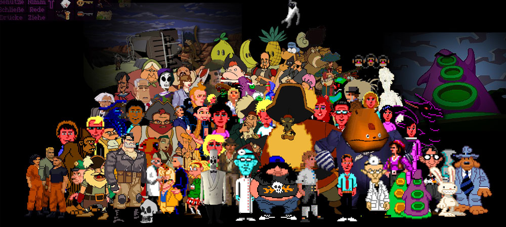 LucasArts Retrospective photo